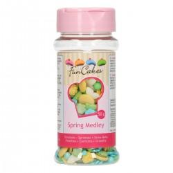 "Assortiment de sprinkles ""Printemps"" - 50 g"