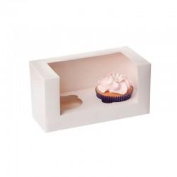 3 boîtes pour 2 cupcakes