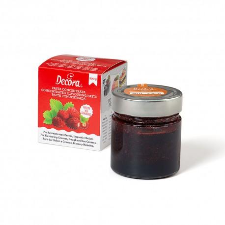 Préparation aromatisante à la fraise