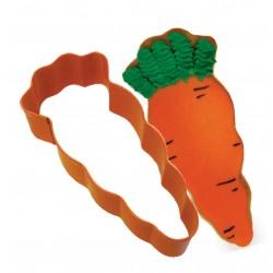 """Emporte-pièce à biscuits """"carotte"""""""
