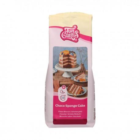 Mélange pour sponge cake au chocolat - 1kg