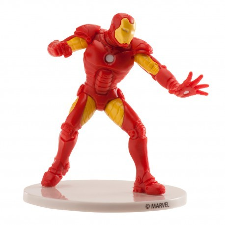 Figurine sur socle - Iron Man