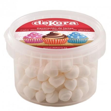 Petites meringues en sucre blanc - 90g
