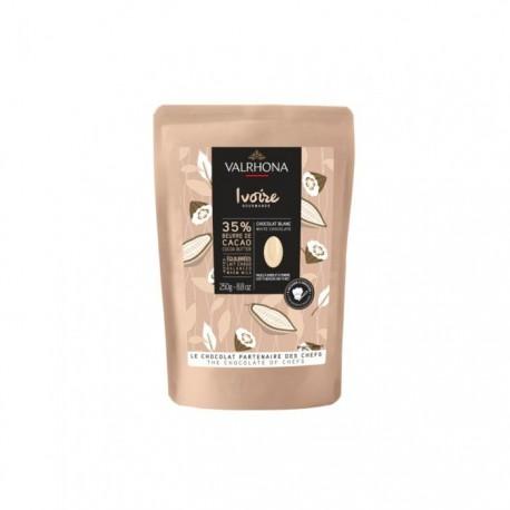Chocolat blond Dulcey de Valrhona - 35%