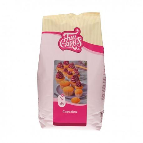 Mélange pour cupcakes - 4 kg