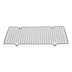 Grille de refroidissement rectangulaire pliable - 46 x 32 cm
