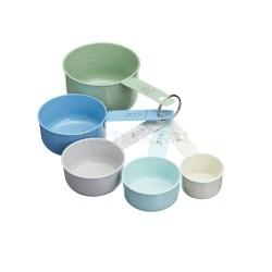 Cuillères à mesurer en cups en silicone