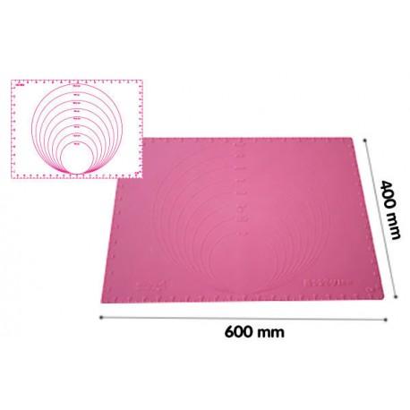 Tapis en silicone 60 x 40 cm