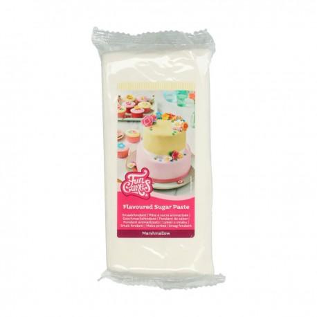 Pâte à sucre goût guimauve - 1kg