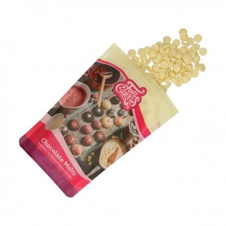 Pastilles de chocolat blanc - 350 g