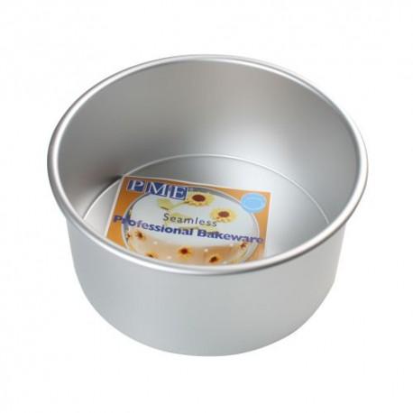 Moule à gâteau rond ultra profond - 17,5 x 10 cm