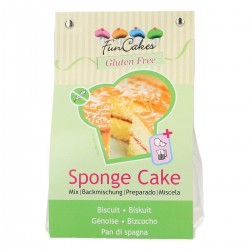 Mélange pour sponge cake sans gluten - 500g