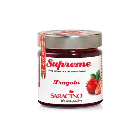Préparation aromatisante concentrée à la fraise 200 g