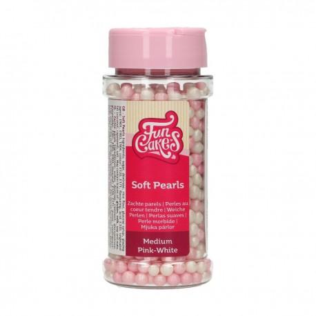 Billes en sucre Baby Shower - Rose