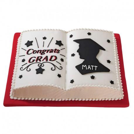"""Moule à gâteau """"livre"""""""