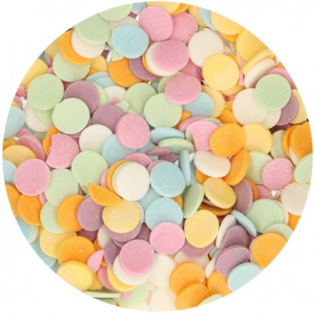 Confettis pastel XL