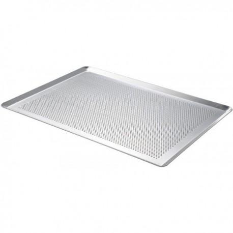 Plaque de cuisson perforée - 40 x 30 cm