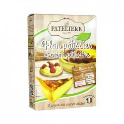 Préparation pour Flan pâtissier / Crème pâtissière BIO - 250g