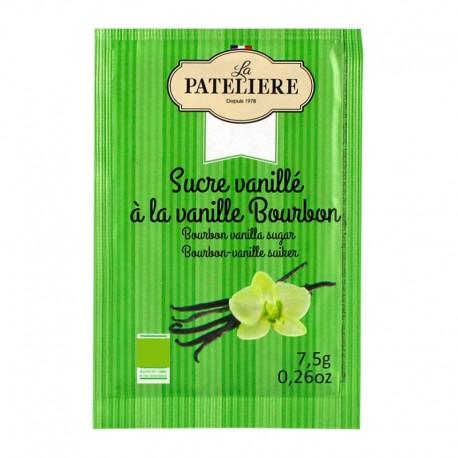 Sucre naturel à la vanille Bourbon 8 x 7,5 g