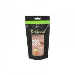 Palets de chocolat noir de couverture 66% - 200 g