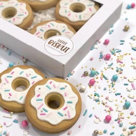 """Set d'emporte-pièces """"Donut"""""""