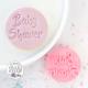 """Embosseur """"Baby shower"""""""