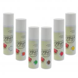 Colorant spray effet velours - Différentes couleurs