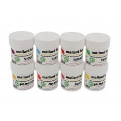 Colorant alimentaire naturel en poudre - 20 g (plusieurs couleurs)