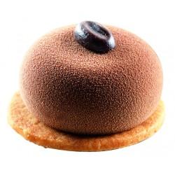 """Moule à gâteau 3D en silicone """"galet"""" - 8 cavités"""
