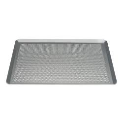 Plaque de cuisson antiadhésive perforée - 40 x 30 cm