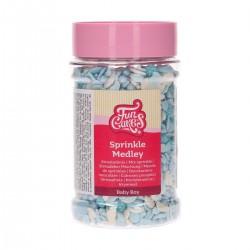 "Assortiment de sprinkles ""Bébé fille"" - 180 g"