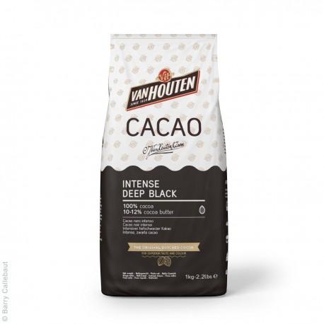 Cacao en poudre noir intense