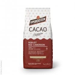 Cacao en poudre rouge intense Van Houten - 1 kg