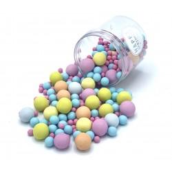 Perles en chocolat - Bubble Gum