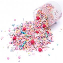 Assortiment de sprinkles - Multicolore