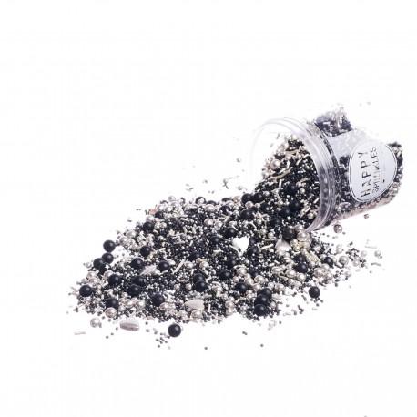 Assortiment de sprinkles - Perle noire