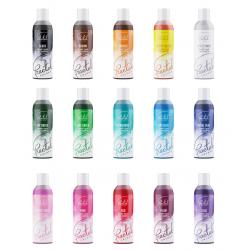 Colorant alimentaire liquide pour aérographe - 100 ml (différentes couleurs)