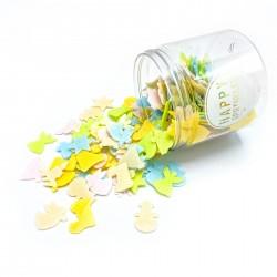 Assortiment de confettis en azyme - All I Want