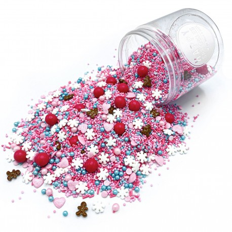 Assortiment de sprinkles - Candy land