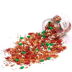 Assortiment de sprinkles - Santa's Favourite