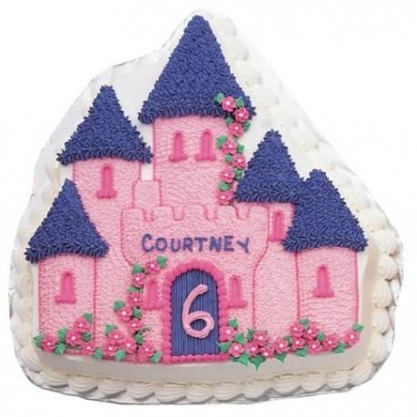 """Moule à gâteau """"Château Enchanté"""""""