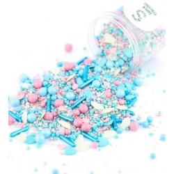 Assortiment de sprinkles - Pastel wish