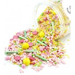 Assortiment de sprinkles - PIña Colada