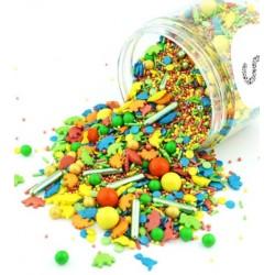 Assortiment de sprinkles - Dino party