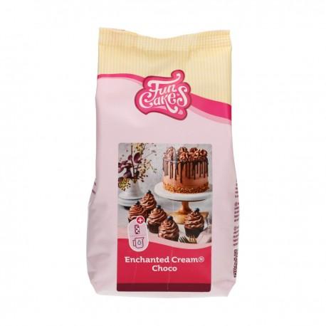 Préparation pour crème enchantée au chocolat - 450 g