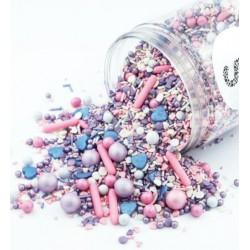 Assortiment de sprinkles - Love story