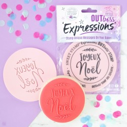 Outboss™ Sweet Stamp - Joyeux Noël