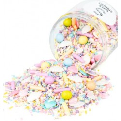 Assortiment de sprinkles - Carrousel pastel