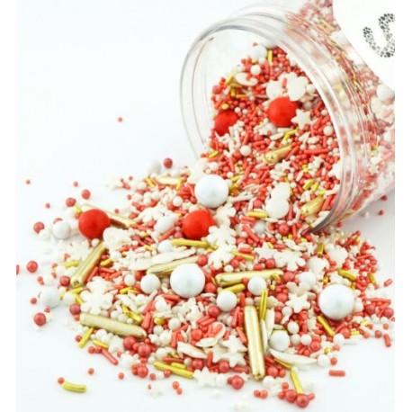 Assortiment de sprinkles - Vive le vent