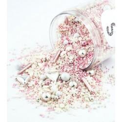Assortiment de sprinkles - Magie de Noël